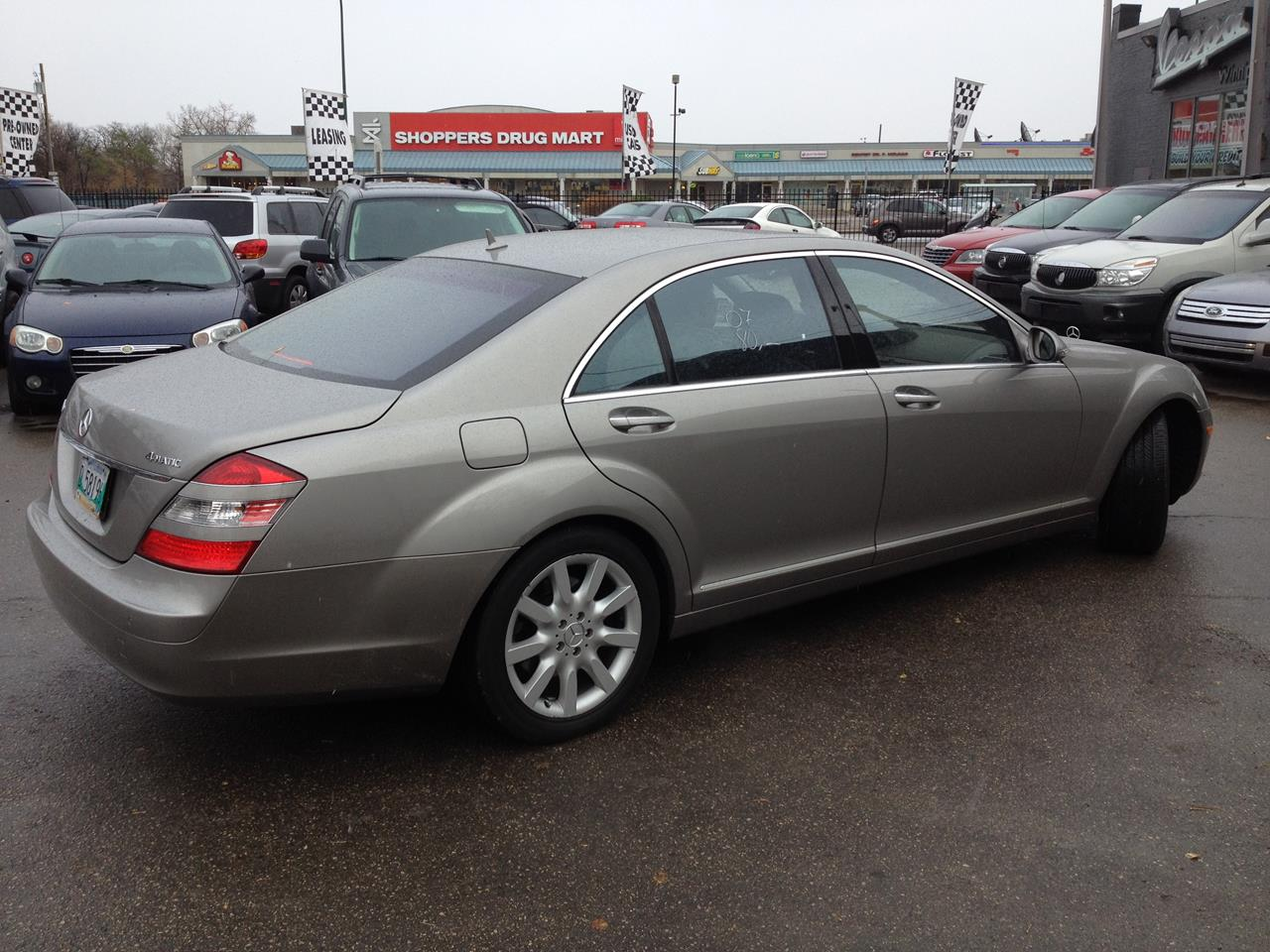 s benz sedan at used class detail mercedes rwd